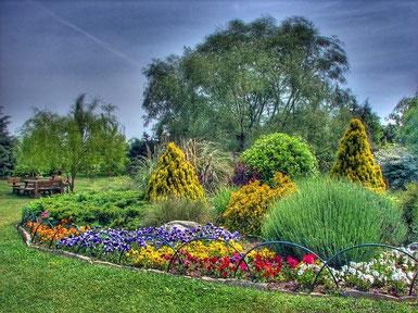 Control biológico de plagas en Parques y Jardines