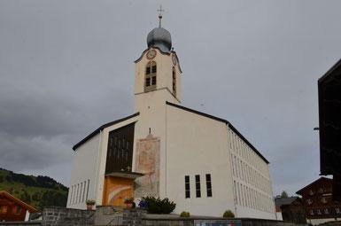 Pfarrkirche Brigels