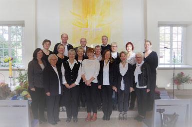 u.a. mit dem ökumenische Chor aus dem Kasseler Süden