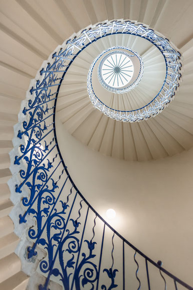 Tulip Staircase - Queens House