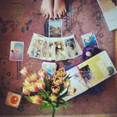 Innere Alchemie: Ein Workshop mit Yoga & Tarot. ~ Embody Yoga Graz