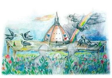 """""""Il Sogno"""", opera di Luigi Sergi © 2008"""