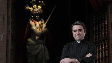 Párroco D. Pablo Garzón García