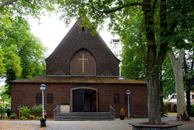 Kirche St. Franziskus, Großenbaum
