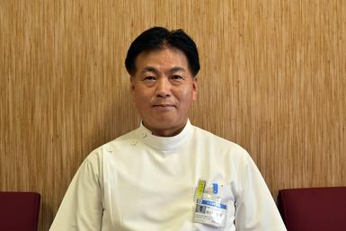 中村昌樹氏(公立森町病院院長)