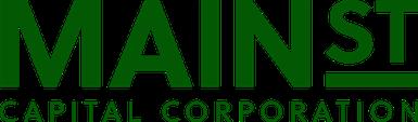 Main Capital Corporation Logo Dividenden Zahler Monatliche Ausschüttungen Dividende