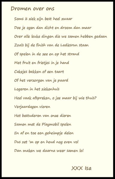 Dag 2 Laatste Dag Chemo De Website Van Kanjer Jade