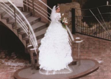 結婚相談所の婚活お見合いで結婚した花嫁