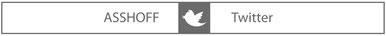 Jörg Asshoff: Verweis auf Twitter auf der Webseite