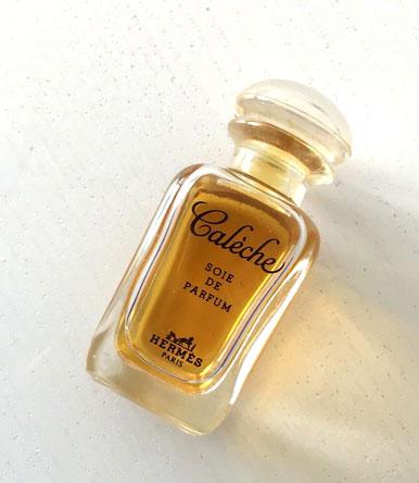 CALECHE - MINIATURE SOIE DE PARFUM SEULE