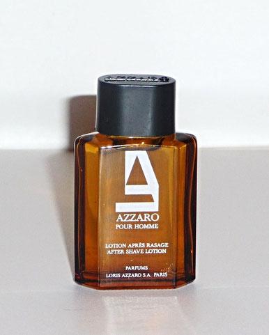 AZZARO POUR HOMME - LOTION APRES RASAGE 7 ML, SANS BOÎTE