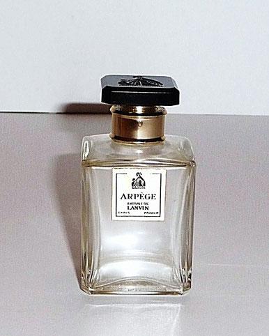 ARPEGE - EXTRAIT DE LANVIN - 30 ML - ETIQUETTE DOREE