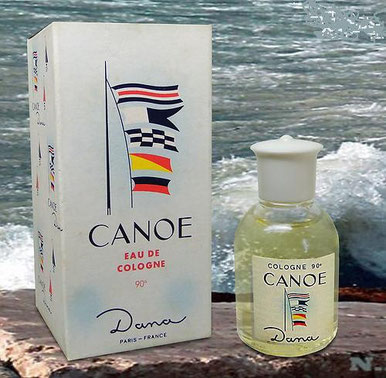 DANA : CANOE EAU DE COLOGNE - MINIATURE