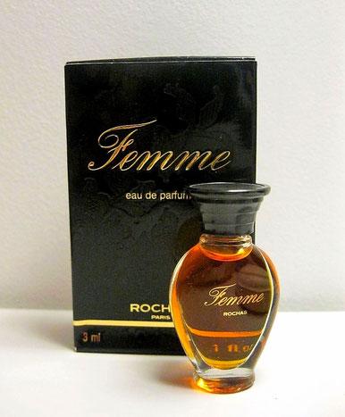 FEMME - EAU DE PARFUM 3 ML : NOUVELLE BOÎTE NOIRE