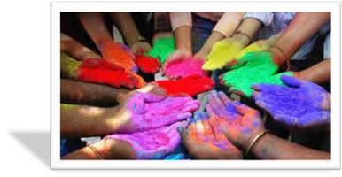 Apporte ta couleur au Monde !