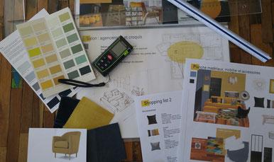 Décoration d'intérieur, projet déco, décoration, optimisation des espaces, intérieur, couleurs, Décoratrice d'intérieur Boulogne-Billancourt, conseil déco, projet décoration, coaching déco, travaux décoration