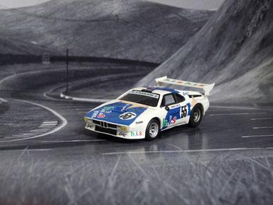 Faller AMS AURORA AFX BMW M1 Cassani Racing H.I.S. #55