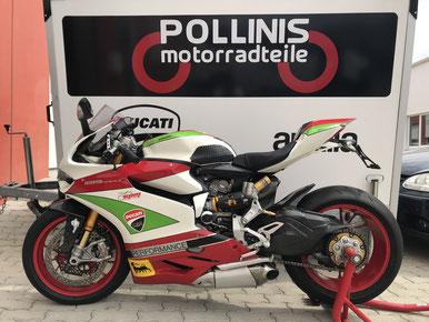 Ducati Panigale 1199S Bj2012