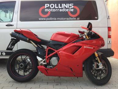 Ducati 1098S Bj2007 mit 25091km