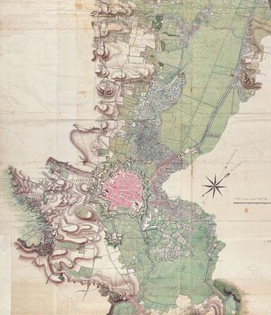 © in-foliopaysagistes  Plan de sauvegarde et de mise en valeur du site patrimonial remarquable de Saint-Omer