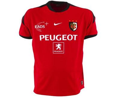Le Rouge et noir, un autre maillot...
