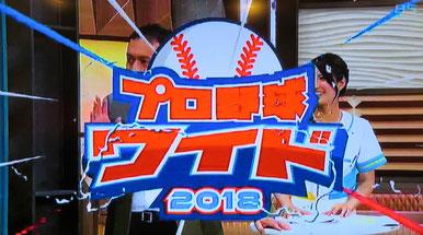 野球居酒屋 プロ野球ワイド2018 ①