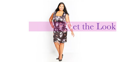 langes elegantes Kleid in Größe 54
