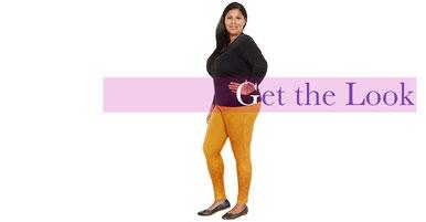 moderne Damenkleidung in Größe 50