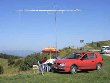 FIELD DAY SICILIA 144 MHz