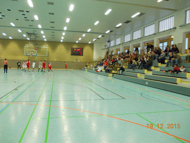 150 Zuschauer sahen 16 Minuten lang ein gutes Regionalligaspiel - dann rollte das Team aus Cuxhaven über die Seestädter hinweg