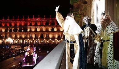 Horario y recorrido de la Cabalgata de Reyes de Salamanca
