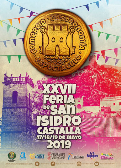 Feria de San Isidro en Castalla: Programa