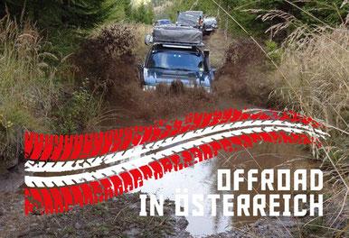 Offroad in Österreich / Link zur Facebookgruppe