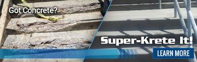 Reparar, Restaurar, Recubrir, Decorar y Proteger el Concreto