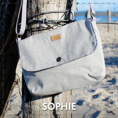 Julia Design Handarbeit handmade Tasche bag Stoff Handtasche Sophie