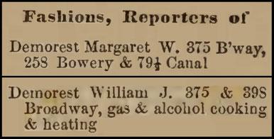 New York Directory 1856-57