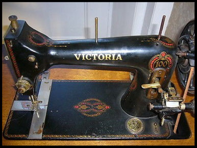 VICTORIA (Mundlos)  Klasse 100