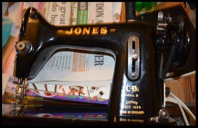 Jones CB  # 3 / 17.384 - Mod. B