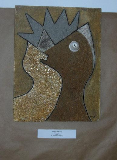 Obra del artista Jose Luis Busto