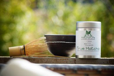 Bild: Matcha-Tee verbessern noch leckerer