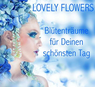 www.lovelyflowers.de > PAPER-ART & SILK-ART-Blütenträume für Deinen schönsten Tag!