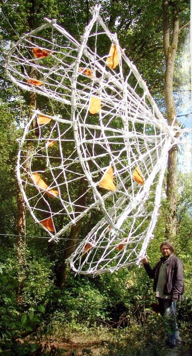 "2005 - "" Art'hieul "" Parc Aventure Land, Magny-en-Vexin - Roman Gorski"