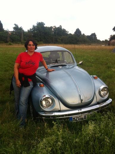 Zweites DSG Weibchen - Alex und der Weltmeister:    Klick zum Restoalbum