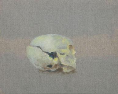 Bruch, Öl/Leinwand, 30 x 40 cm, 2018