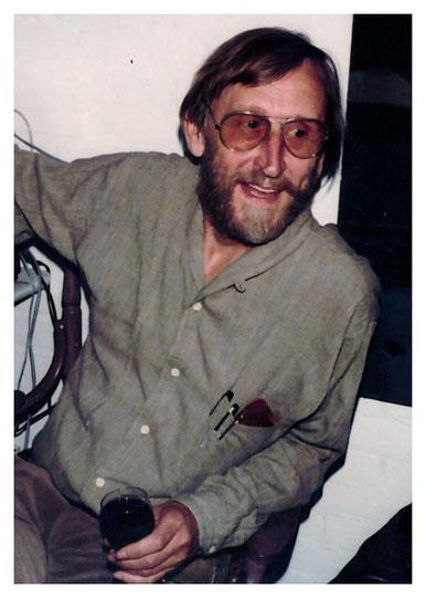 Jan Budding foto 1981.