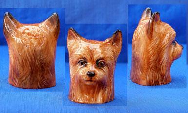 DOG наперсток SGND KT88.                                                                                                                                                                              Выигран на FRANCESCA аукционе:  05.12.2014.  The seas