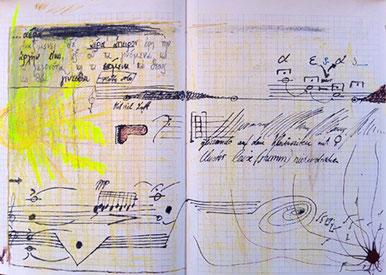 Eva Sindichakis  Komposition für Flöte und Klavier 2018 Noten pdf