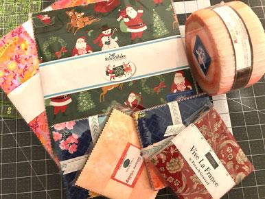 Patchwork Quilt Pre-Cuts