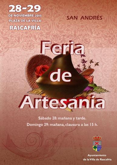 Feria de Artesanía de Rascafría