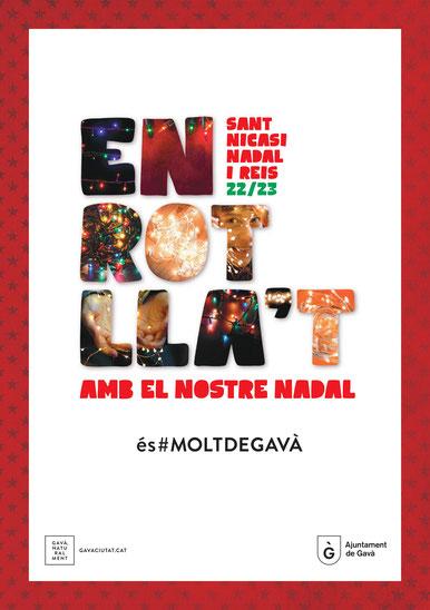 Nadal a Gavà: Mercat de Sant Nicasi, Cavalcada de Reis...